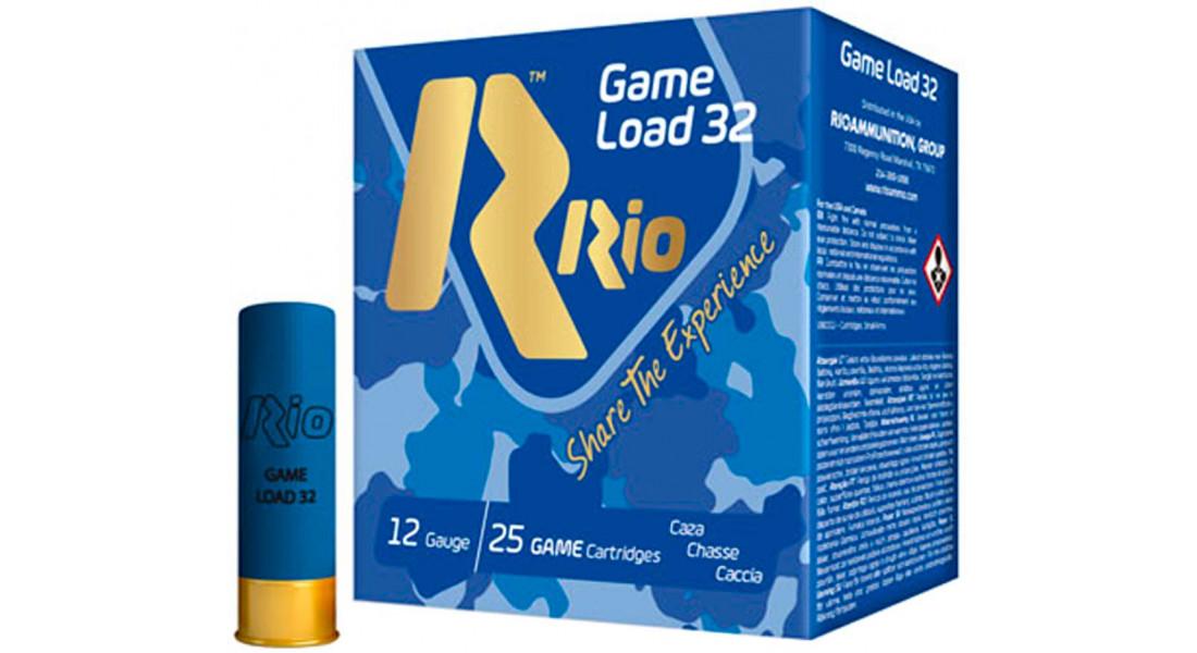 Патроны Rio Game Load-32 FW New, кал.12/70, № 7, 5, 3; без контейнера