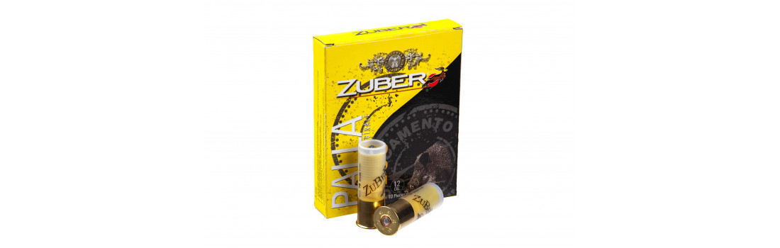 Підкаліберна куля Zuber SABOT SLUG PLUS k.12